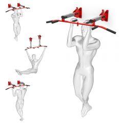 klimmzugstange zur wand-/deckenmontage mit dummy